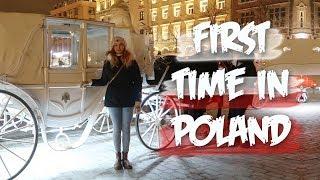 Spontaneous anniversary trip vlog, Krakow Poland vlog, Travel vlog Poland/Krakow | Couple Vlog #84