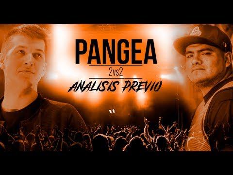 Análisis Previo: PANGEA 2vs2 - ¿Será el MEJOR EVENTO de la HISTORIA?
