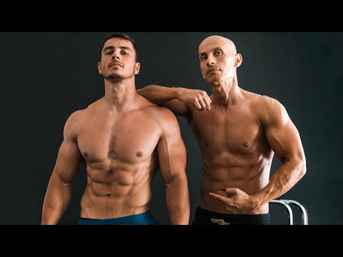 Calisthenics FULL BODY workout by Frank Medrano & Dejan Stipke