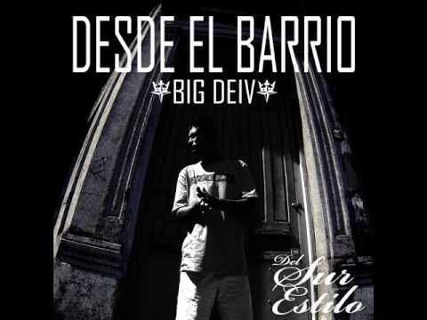 Big Deiv - Life Is Too Short ft  Frane (prod DelSurEstilo)