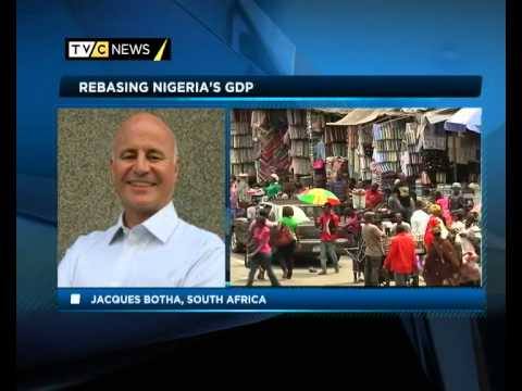 Africa Today on Rebasing Nigeria's Economy
