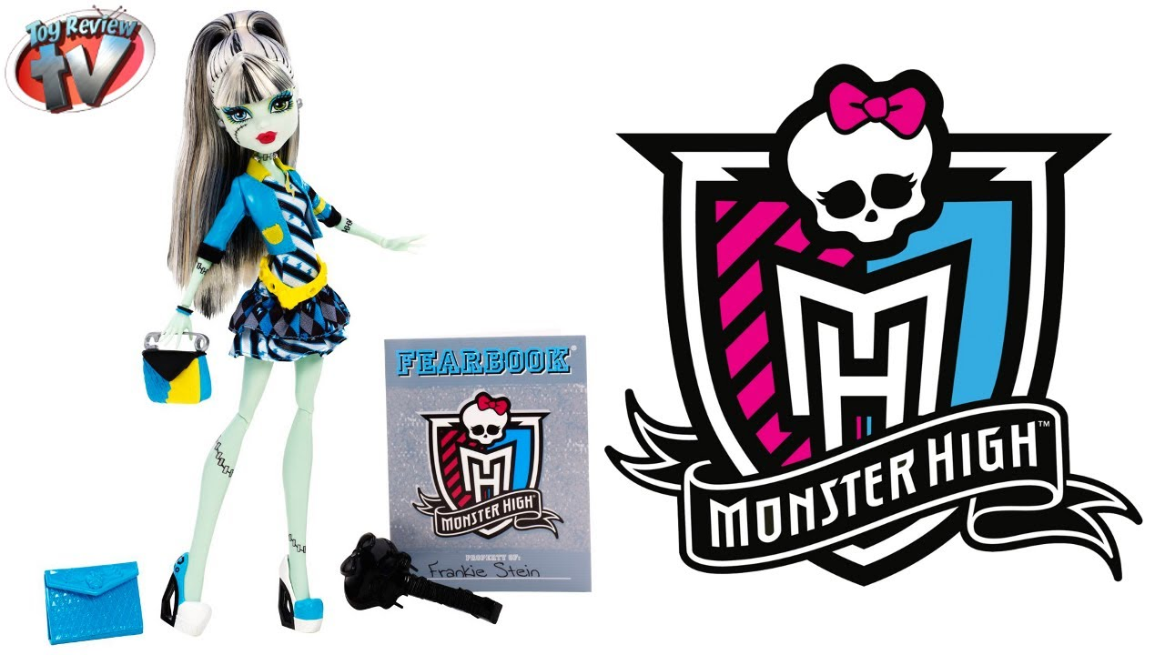 Monster High Frankie Shoes