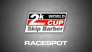 [iRacingLive] Skip Barber 2K World Cup // 18-19 // Watkins Glen