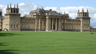 Blenheim Palace our wedding venue search continues