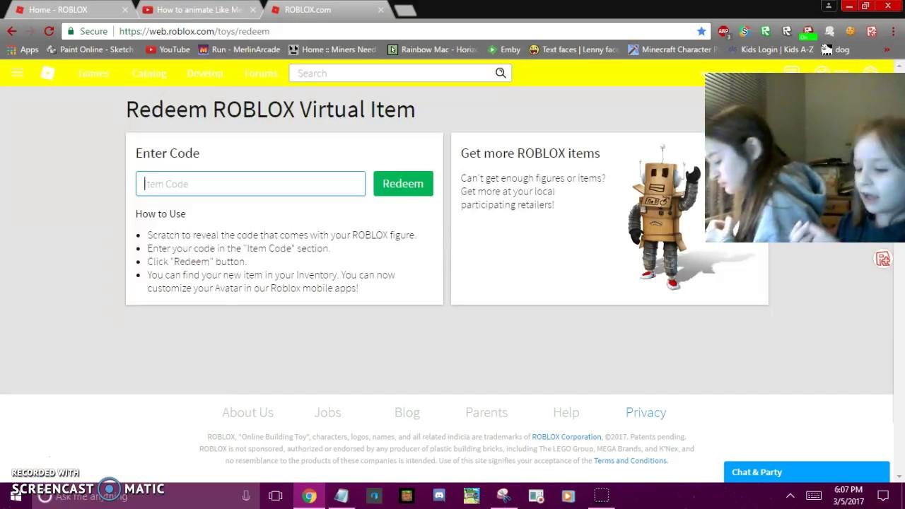 roblox com redeem toy code