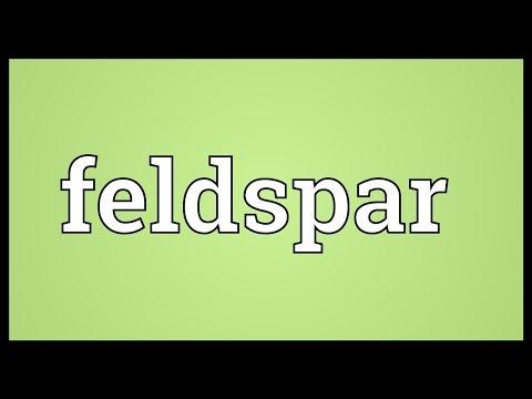 Feldspar Meaning