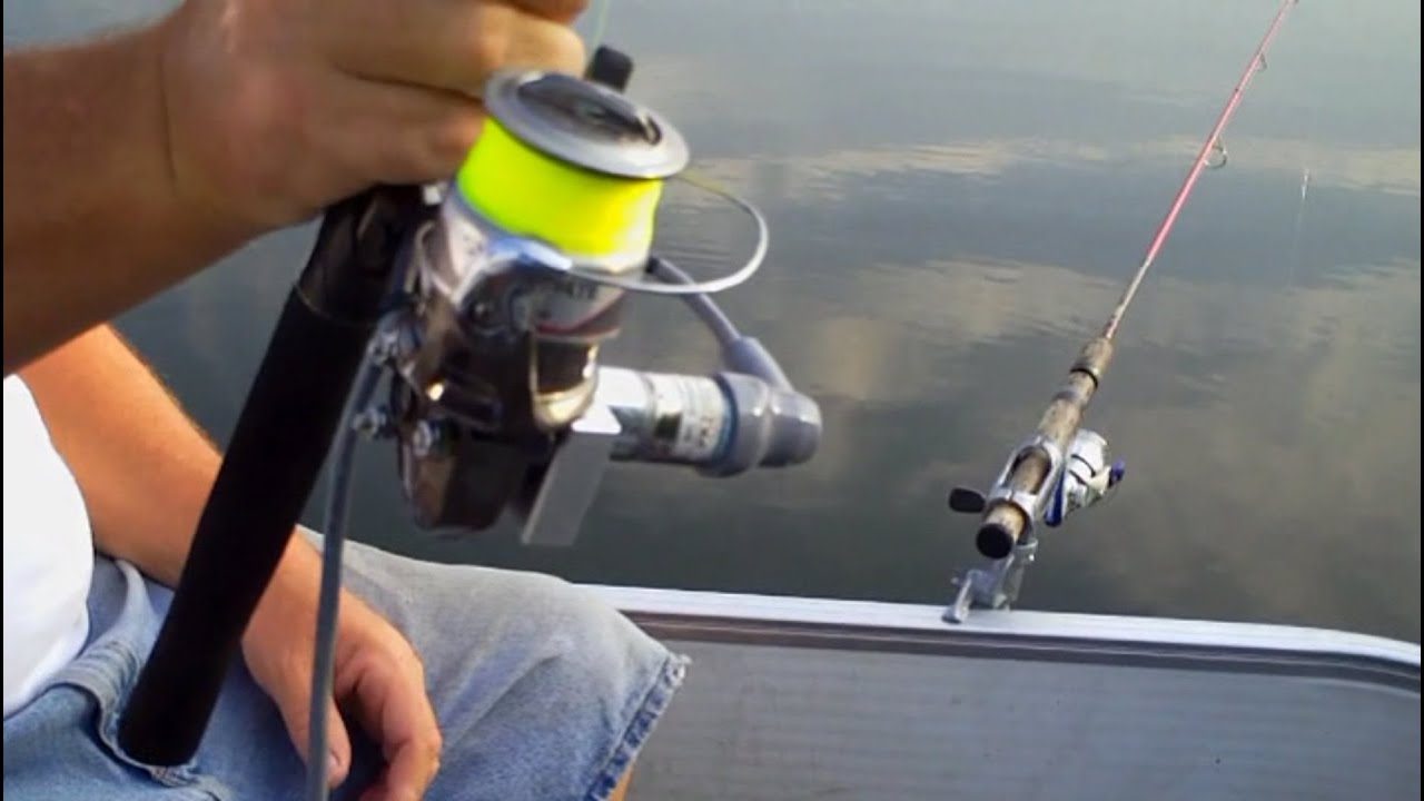 disabled angler catching fish with fishing abilities freedomfishr, Reel Combo