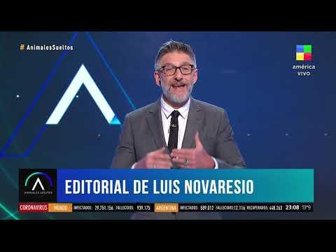 Luis Novaresio reconoció que probablemente sea un imbécil