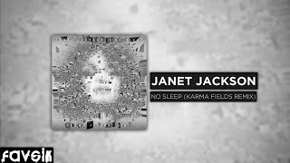 Trip Hop :: Janet Jackson - No Sleep (Karma Fields Remix) [FREE DOWNLOAD]