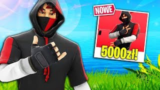 "💲 i BOUGHT a SKINA FOR ""5000zł"" in Fortnite!"