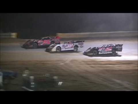 Fastrak Late Model Feature @ Tyler County Speedway 9-3-2016