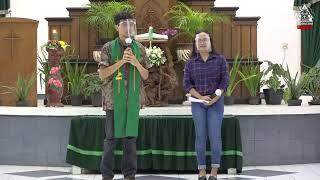 Ibadah Patuwen Pekan Pemuda, GKJW Jemaat Sukun, 28 Oktober 2020