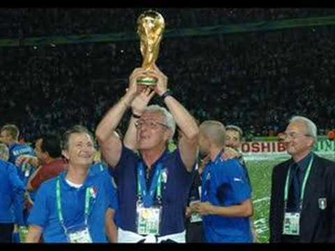 Italy 2006 World Cup Champions