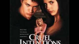 Cruel intentions - soundtrack