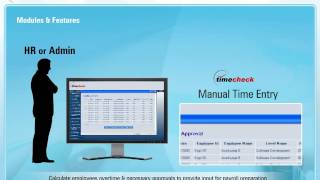 Employee Time Attendance System Software   Attendance Tracking Software - TimeCheck Software