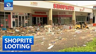 'They Came Out In Thousands', Police Narrate Shoprite Looting In Ilorin