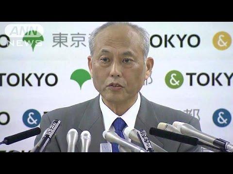 """舛添都知事""""政治資金疑惑""""釈明会見ノーカット01(16/05/13)"""