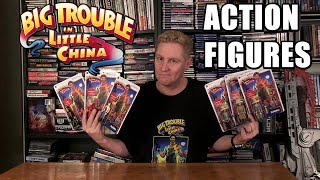 BIG TROUBLE IN LITTLE CHINA Figures! - Happy Console Gamer