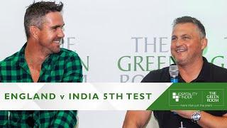 England v India 5th Test | The Green Room | VIP Hospitality