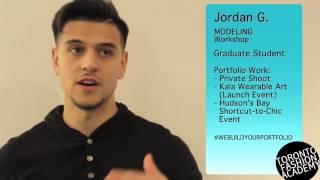 Toronto Fashion Academy: Modelling Student Testimonial