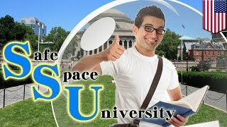 Safe Space University: the most safest, bestest college in the U.S.