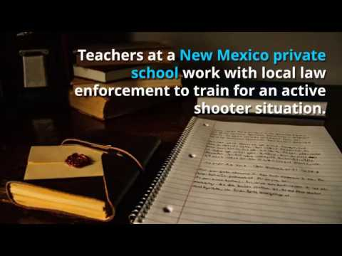 FOCUS - 008 - Staff Trained to Neutralize Active Shooters