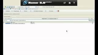 Модификация хрумера для аддурилки сайтов в Rambler