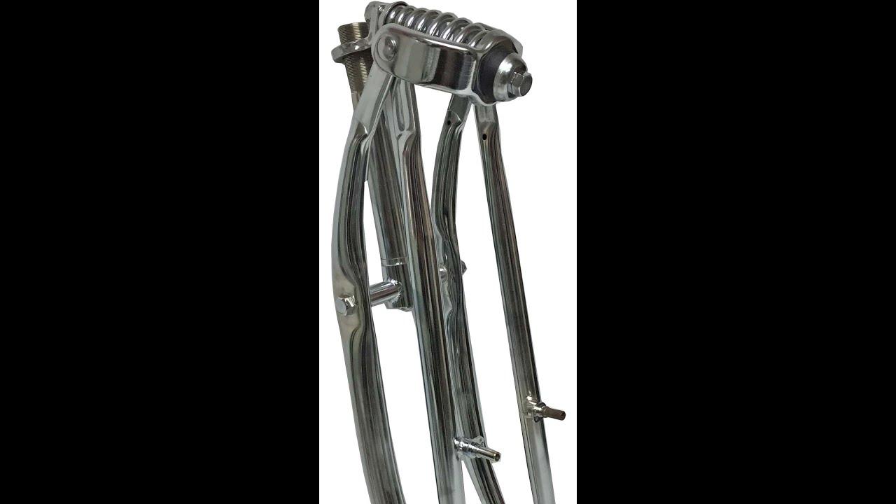 Springer Fork With V Brake Mounts Youtube Copyright 2006 Bicycledesignercom Bicycledesigner