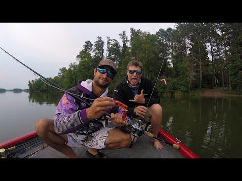 Northern WI MUSKY FISHING!--Short Film...