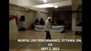 Murya performing live, DUZA IBIGANZA (BURUNDI MUSIC)