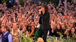 Gambar cover Håkan Hellström - Känn ingen sorg för mig i Göteborg Live Allsång på Skansen