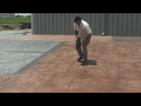 Concrete Acid Stains & Coloring Options