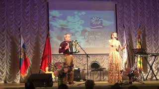 9б Коробкова Кристина г Лобня Какая песня без баяна муз и сл О Анофриев