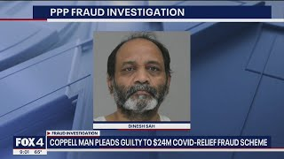 Man admits using fraudulent PPP loans to buy luxury cars, homes in Texas and California