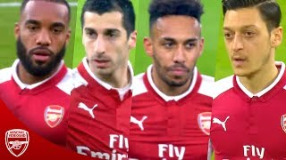 LMAO - Arsenal's Front Four ☠️ (Laca, Mkhi, Auba, Ozil)