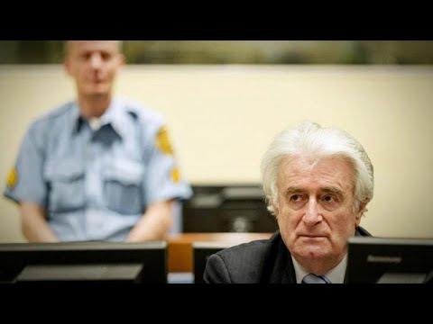 لارتكابه جرائم حرب.. -الجنايات الدولية- تصدر حكمها النهائي بحق الصربي كاراديتش …  - 15:54-2019 / 3 / 20