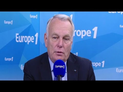 """Jean-Marc Ayrault : """"C'est une question d'heures avant qu'Alep ne tombe"""""""