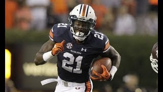 Kerryon Johnson: The Freak: 2017 Highlights HD
