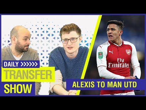 ALEXIS TO MAN UTD & MALCOM IN THE MIDDLE