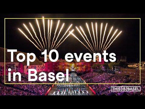 Top 10 Veranstaltungen in Basel   Event Highlights (Switzerland) [2019]