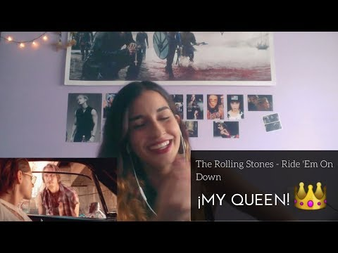 MY CHANNEL & Ride 'Em On Down - The Rolling Stones | REACTION