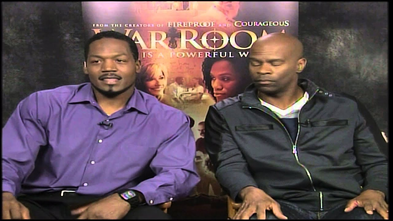 War Room Movie Interview with TC Stalling and edian Michael
