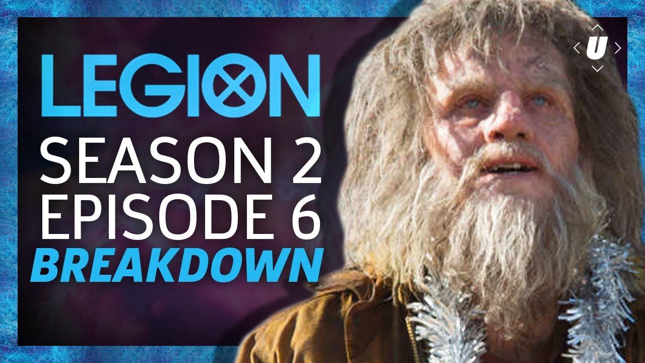 Download Legion Season 2: Episode 6 Breakdown! | Chapter 14