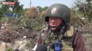 Бой в Семеновке снятый самими ополченцами,жестокие кадры WAR смотреть всем Ukraine