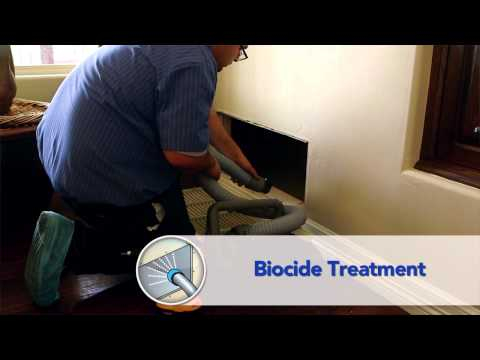 How to Clean AC Ducts