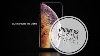 iPhone XS : eSIM, qu'est ce que c'est ? Comment ça fonctionne et quand cela sera disponible ?