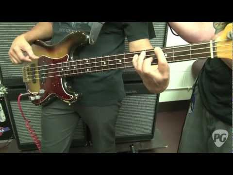 Rig Rundown - The Mars Volta's Juan Alderete