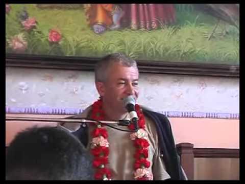 Бхагавад Гита 8 - Чайтанья Чандра Чаран прабху