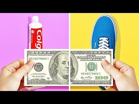 Thumbnail: 22 HOLY GRAIL HACKS THAT WILL LITERALLY SAVE YOUR MONEY