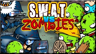 Swat And Zombies Game Mobile GamePlay